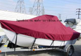 Lona de PVC impermeable duradera cubierta de barco