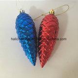 Bola de la Navidad del color ligero que electrochapa sumergiendo la capa termoendurecible