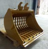 Экскаватор Rsbm корневой грабли с зубьями ковша для продажи