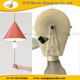 LEDライトのための引き込み式ケーブル巻き枠
