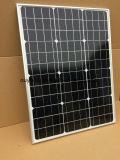 оптовая цена фабрики панели солнечных батарей 10W 20W 30W 40W 50W 60W 70W 80W 100W Mono поли
