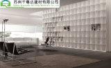 Искусственный камень в случае отображения на дисплее подставка для торгового центра, обувь корпус дисплея