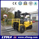 condição nova forklift diesel de 4.5 toneladas com altura de levantamento de 3m