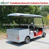 Carro de golfe da carga de 4 Seater