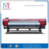 두 배 4 색깔 Eco Dx5 Dx7 인쇄 헤드를 가진 용해력이 있는 인쇄 기계 잉크젯 프린터