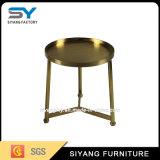 A sala de jantar chinês mesa lateral de metal de mobiliário