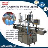 Una máquina que capsula principal automática CDX-1 para la crema corporal