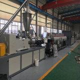 O tubo de PVC de dupla saída da linha de produção
