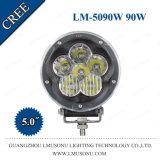5.0 Zoll 15W CREE nicht für den Straßenverkehr LED fahrendes Licht 90W