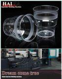 Прозрачный пластмассовый сосуд решений машины литьевого формования