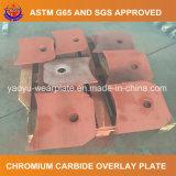耐久力のある耐摩耗加工された鋼板