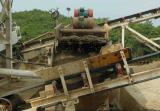 Système fin de reprise de sable pour l'usine de fabrication et de lavage de sable