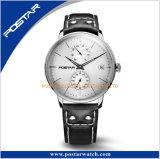 新しいOEM及びODMの腕時計の製造業者はアーチ形にされたガラスおよびダイヤルの腕時計を提供する