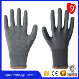 Защитные перчатки из латекса синего цвета для строительных работ из Китая на заводе