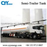 半極低温記憶装置の液体酸素のタンカーのトレーラー(LAR/LIN/LOX/LCO2)