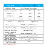 12V/24V 40A MPPT+PWM поручая солнечный регулятор для солнечной системы T40