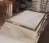 Keenhaiはステンレス鋼を飾るミラーフレームをカスタマイズした