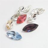 مختلفة لون رصاص - حرّة ومتعدّد حجم [بوينت-بك] حجارة بلّوريّة لأنّ ثوب