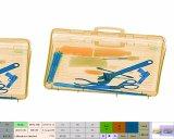 Flughafen-Röntgenstrahl-Sicherheits-Scanner-Darstellung-System für Gepäck-Detektor SA100100