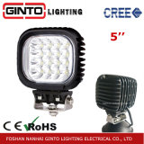 5'' 48W Autopartes luz LED de trabajo para la carretilla (GT1013-48W)