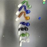Цветные стеклянные трубы Banger варки стекла ударов ногтей