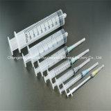 Medizinische sterile 10ml Luer Verschluss-Spritze ohne Nadel