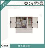 Fibra óptica exterior de telecomunicações armário de distribuição de energia