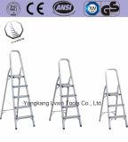 8 Jobstepp-Aluminiumstrichleiter und Haushalts-Strichleiter