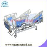 [ب505ا] مستشفى أثاث لازم خمسة أعمال مستشفى كهربائيّة سرير قابل للتعديل صبور