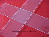 Placa de Cuarzo transparente de gran tamaño