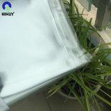 Roulis de film en plastique bleuâtre de PVC d'espace libre pour le dépliant de papeterie