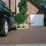 安全な機能のローラーのガレージのドア