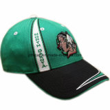 El deporte capsula las gorras de béisbol de los casquillos del Snapback de los sombreros de la pesca
