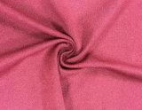 Wein-Rot kationisches einzelnes Jersey für Sportkleidung (HD2203105)