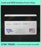 Het Gemaakte Plastiek van het lidmaatschap Kaart met Magnetische Streep