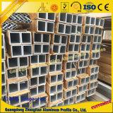 Perfil de capa de la ventana de aluminio del polvo para el edificio