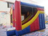 Bevroren het Springen Bouncy Kasteel Combo voor Jonge geitjes met Dia (T3-212)