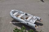 Liya 14pies bote inflable rígido Rib rescate fabricantes de Barcos