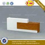 Gegenempfang-Tisch-Schreibtisch MDF-moderne hölzerne Büro-Möbel (HX-8NE084)