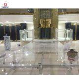 Stade de l'étape de mariage romantique en acrylique pour la vente
