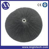 Brosse industrielle personnalisé abrasifs Brosse brosse en spirale pour l'exclusion de polissage-100005 (E)