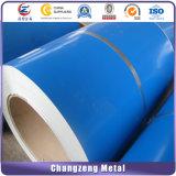 Lamiera di acciaio galvanizzata ricoperta colore d'acciaio preverniciata della bobina PPGI di Gi
