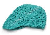(LKN14015) Winter-Häkelarbeitbeanie-Hut für Mädchen