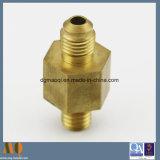 Composants tourné de précision de l'usinage CNC Lathe (MQ709)