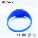 Wristband del silicone di Cashless NFC