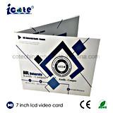 Ecrã LCD de 7 polegadas preço de fábrica Brochure-Paper Impressão de placa de vídeo