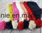 De modieuze Kinderen breiden Warme Haarband