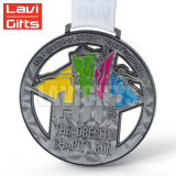 La parte superior de metal personalizados Venta de cinta de opciones de diseño de moda de la medalla de colgantes