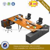 최신 인기 상품 사무용 가구 4 시트 워크 스테이션 사무실 칸막이벽 (HX-8N0103)
