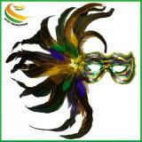 Carnaval Venecia Máscara Veneciana negro para el Clube